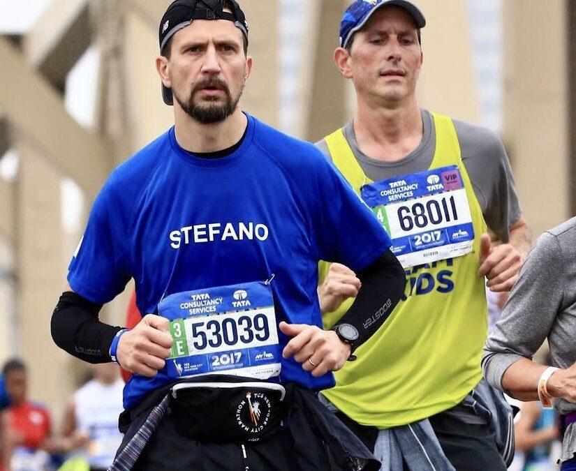 #34 | La storia di Stefano. Dal trapianto di cuore alla maratona di New York