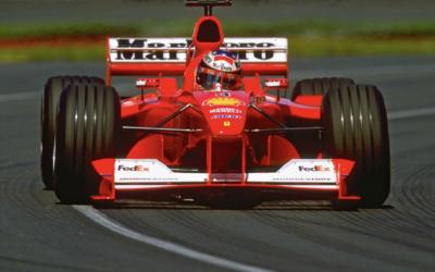 #91   Michael Schumacher: quando anche i super eroi sono umani
