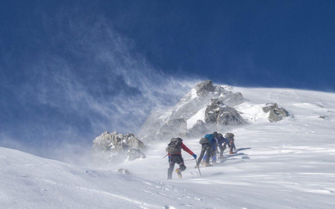 #88 | Dal rifugio più alto d'Europa, a 4554 metri s.l.m., 5 lezioni che ho imparato